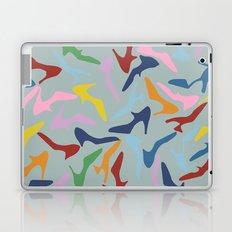Shoes Zoom Grey Laptop & iPad Skin