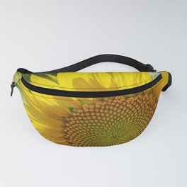 Cheerful sunflower Fanny Pack
