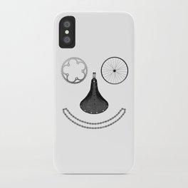 Happy Rider iPhone Case