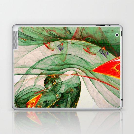 The Butterfly Effect Laptop & iPad Skin
