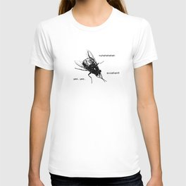 Evil Mastermind Fly T-shirt