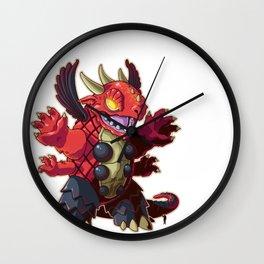 Hanjimora Wall Clock