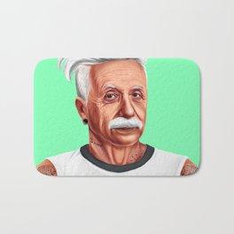 Hipstory -  Albert Einstein Bath Mat