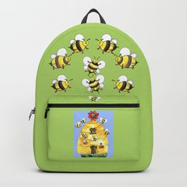 Busy Bees Backpack