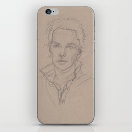 Benedict Cumberbatch iPhone Skin
