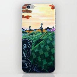 World Of Chess iPhone Skin