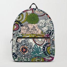 succulents multi light Backpack