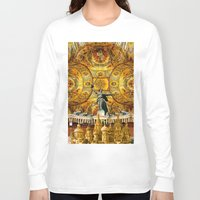 russia Long Sleeve T-shirts featuring HISTORICAL RUSSIA by sametsevincer