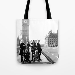 :Family Date Tote Bag