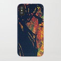 Bob Dylan Portrait  Slim Case iPhone X