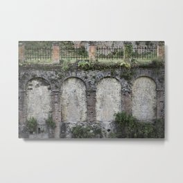 Albaicin Arches (Granada) Metal Print