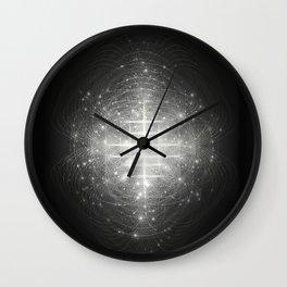 Hive I Wall Clock
