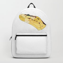 Monty the Ball Python Backpack