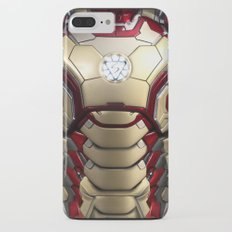 iron/man mark XLII restyled for samsung s4 Slim Case iPhone 7 Plus