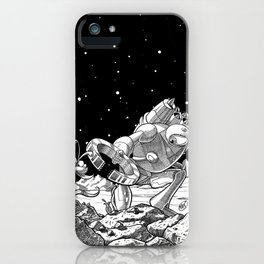 The Miner iPhone Case