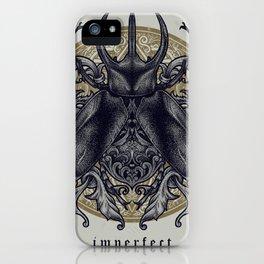Imperfect iPhone Case