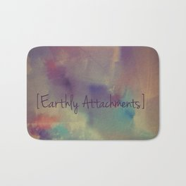 Earthly Attachments Bath Mat