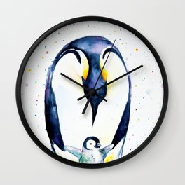 Little Steps Wall Clock
