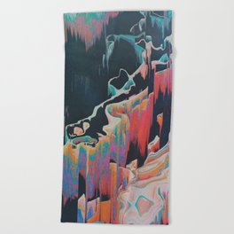 FRHRNRGĪ Beach Towel