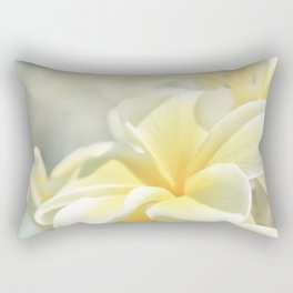 Na Lei Pua Melia Aloha e ko Lele Rectangular Pillow