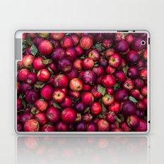 Red Apples Fruit pattern Laptop & iPad Skin