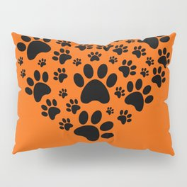 I love animals template Pillow Sham