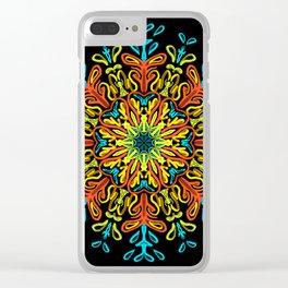 ¡Gracias a la vida! Clear iPhone Case