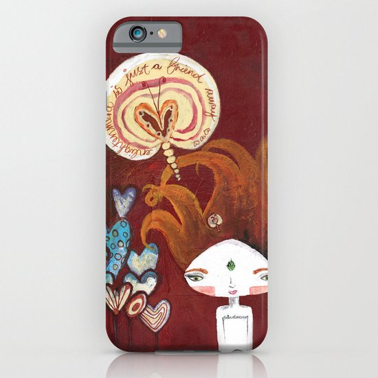 Friends-4-ever Bhoomie iPhone & iPod Case