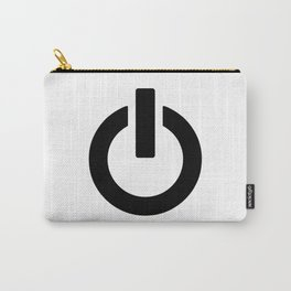 Power Button Carry-All Pouch