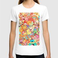 kpop T-shirts featuring Wackoblast! by Sillyrabs
