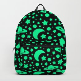 Glow In The Dark Stars Backpack