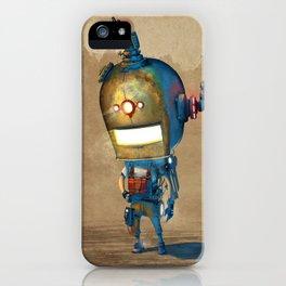 Ikkaro iPhone Case
