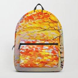 Heavenly birch Backpack