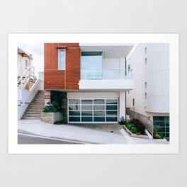 Manhattan Beach - Los Angeles, USA - #14 Art Print