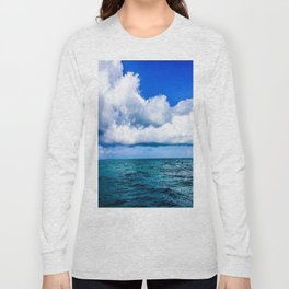 Out on the Open Sea Long Sleeve T-shirt