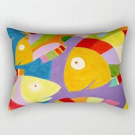 Fische Rectangular Pillow