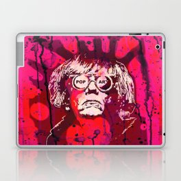 Pop-Art KING - Quote Laptop & iPad Skin