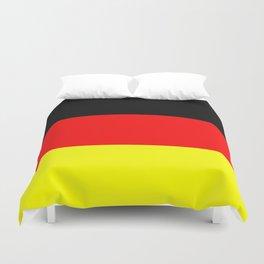 Deutsche Flagge Duvet Cover
