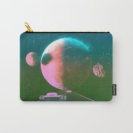 Specters Of The Future. Carry-All Pouch