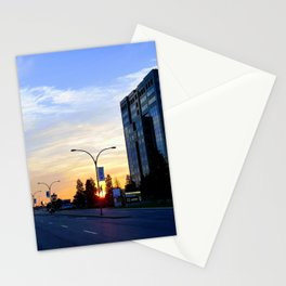 Laval at Dawn Stationery Cards