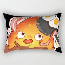 May All Your Bacon Burn Rectangular Pillow
