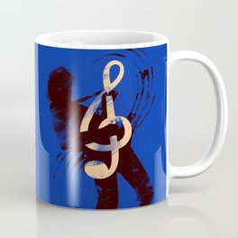 Solo (Blue) Coffee Mug