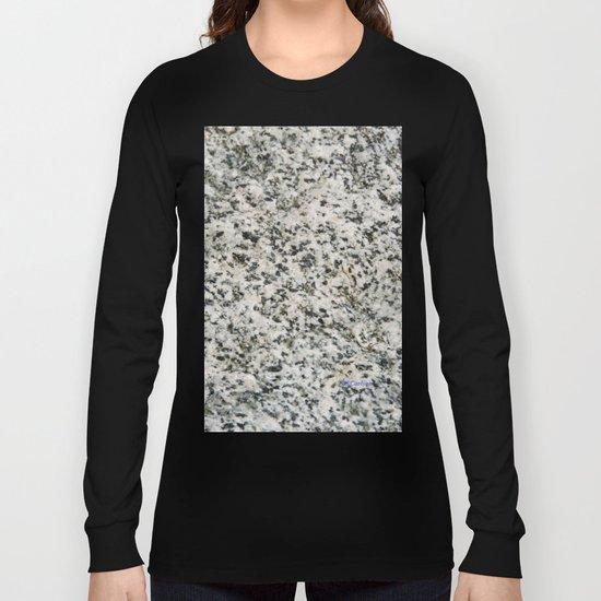 TEXTURES -- Riverstone 3 Long Sleeve T-shirt