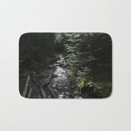 Hike to Tabletop Mountain Bath Mat