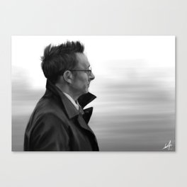 Harold Finch Canvas Print