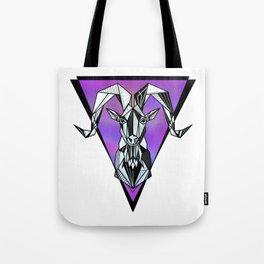 Capricorn zodiac sign goat Tote Bag