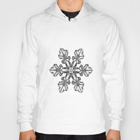 snow Hoodies featuring Snow by ArtSchool