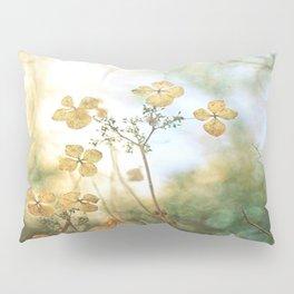 Forest Flowers Pillow Sham