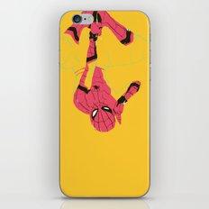 Hanging Around iPhone & iPod Skin