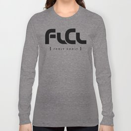 FLCL - Fooly Cooly Long Sleeve T-shirt